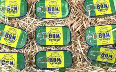 Tuna in Olive Oil or Vegetable Oil by Bom Petisco