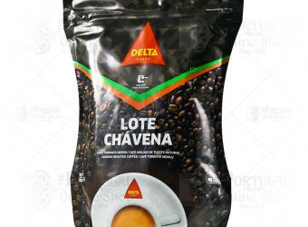 DELTA Roasted Coffee — Whole Beans